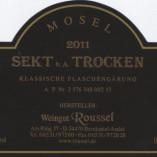2011 Sekt b. A. trocken