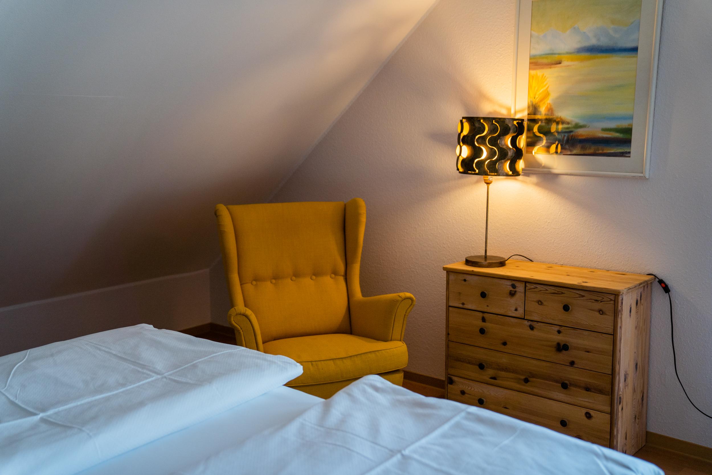 Ferienwohnung mit 2 Schlafzimmer