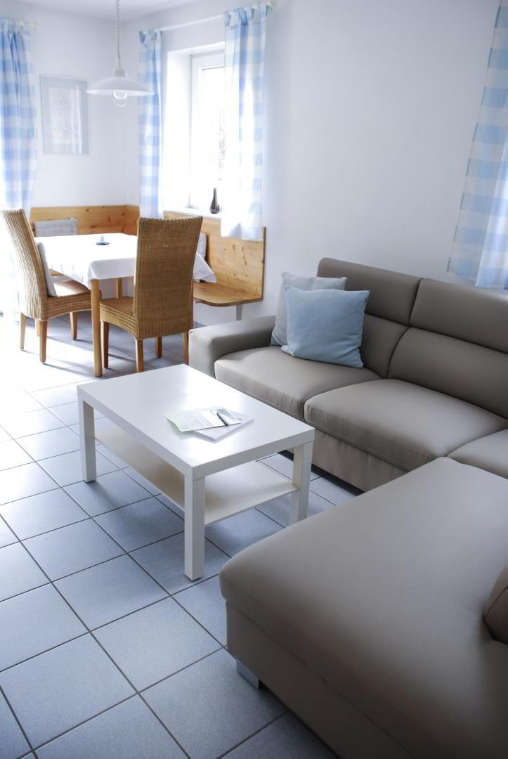 Ferienwohnung Sonnenlage Wohn und Essraum