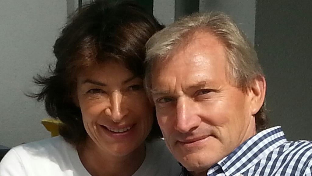 Ueber uns - Heike und Dominique Roussel